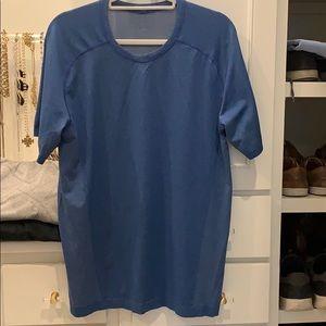 Men's Lululemon Metal Vent Tech Short Sleeve Shirt